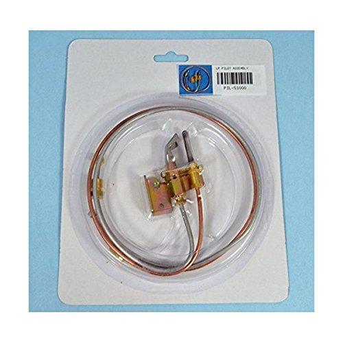 Calentador de agua Piloto assembely incluye piloto termopar y tubos LP propano por fixitshop: Amazon.es: Bricolaje y herramientas