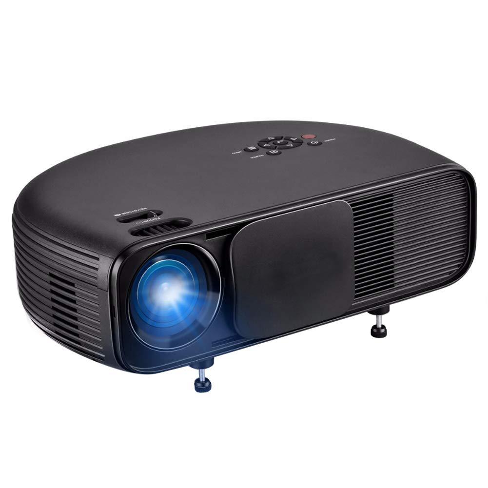 ZJWZ Proyector casa, mettant en évidence HD 3200 lumens proyector ...