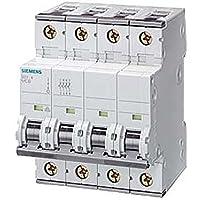 SIEMENS Ingenuity for life - Interruptor automático4 polos