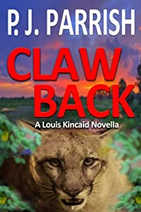 Claw Back by P.J. Parrish ebook deal