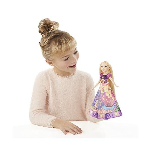 51d bhCt1iL Disney Princess Rapunzel's Magical Story Skirt