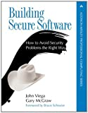 img - for Building Secure Software: How to Avoid Security Problems the Right Way (paperback) (Addison-Wesley Professional Computing Series) by John Viega (2001-10-04) book / textbook / text book