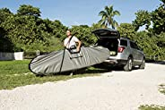 Pelican Sport Stand Up Paddle Board Carry Bag - Heavy Duty Carrier & Cover - Fits Most SUPs,