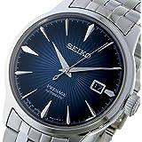 セイコー プレサージュ PRESAGE 自動巻き メンズ 腕時計 SRPB41J1 ネイビー [並行輸入品]