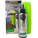 Supreme Surface Granite, Quartz & Marble Cleaner Polish and Sealer with ioSeal Protectants