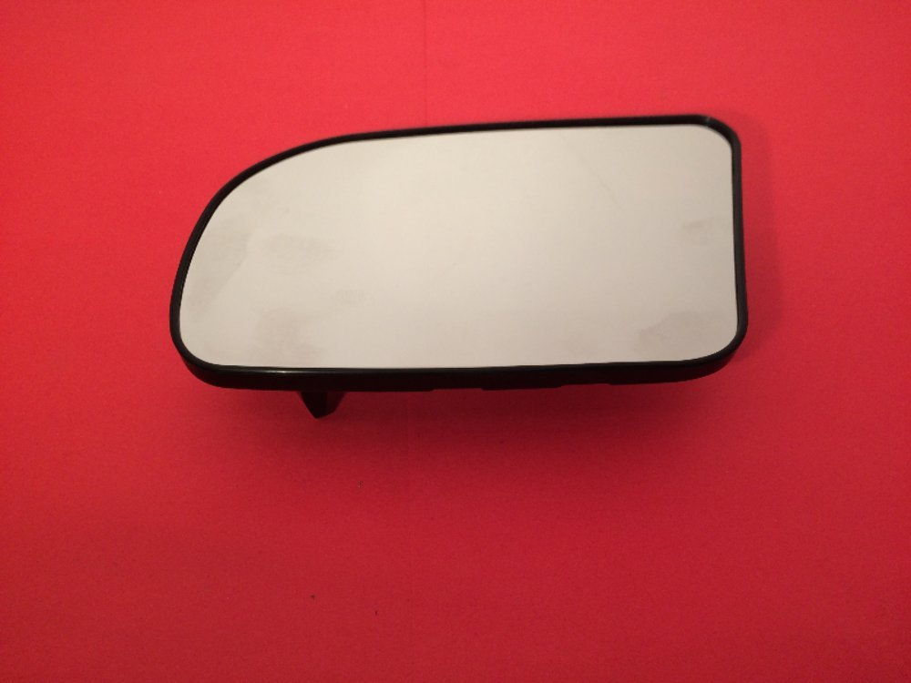 Fits 08-18 Challenger Right Passenger Heated Mirror Glass w// Rear Holder OE