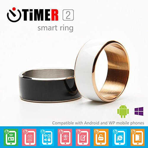 Pink Lizard Intelligent Magic NFC Smart Ring For NFC Android Mobile Phone