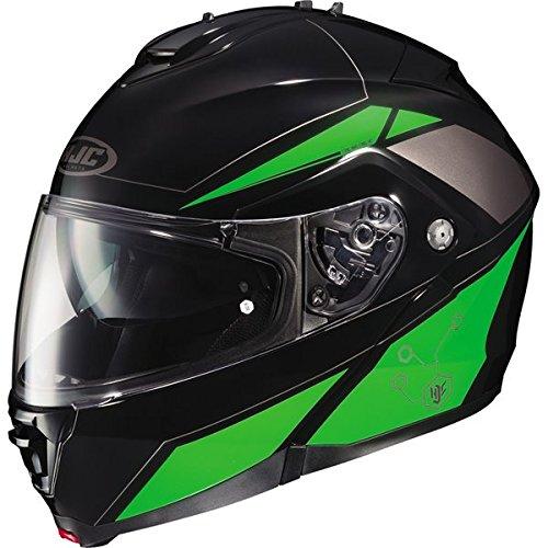 Green Icon Helmet - 8