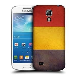 Romania Vintage Flags Back Case For Samsung Galaxy S4 Mini I9190 I9192