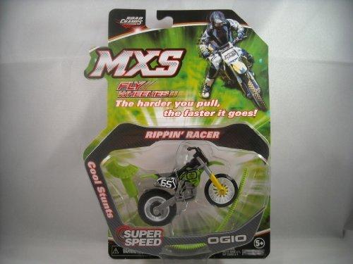 MXS Fly Wheelies Rippin Racer 2010 Ogio No Rider by Jakks
