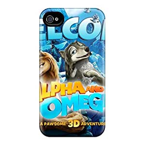 Iphone 4/4s DFz18410lXAy Support Personal Customs Trendy Cartoon Movie 2014 Image Great Hard Phone Case -CharlesPoirier