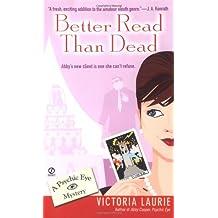 Better Read Than Dead (Psychic Eye Mysteries, Book 2)