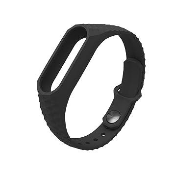 IMAGICSUN Correa Xiaomi Band 2,3D de Moda Smart Watch Strap Accesorios de Banda Inteligente para Xiaomi Mi Band 2 Correa de Reloj de Pulsera ...