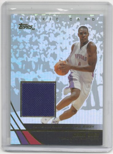 04 Topps Jersey - 4