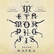 The Metamorphosis: A New Translation by Susan Bernofsky Audiobook by Franz Kafka, Susan Bernofsky (translator) Narrated by Edoardo Ballerini