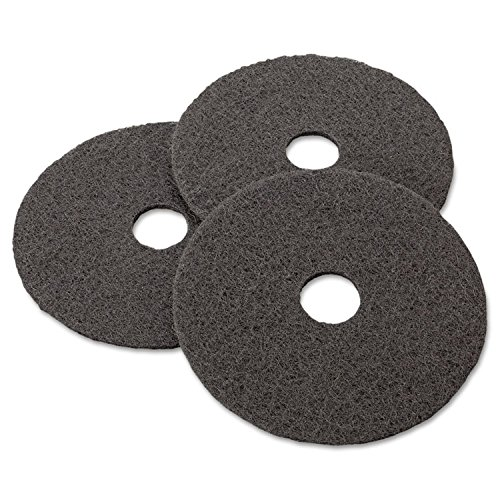 3M 08379 Low-Speed Stripper Floor Pad 7200, 17
