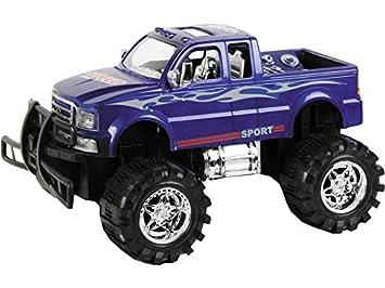 MODELMOVIL Vehículo Surtido Todoterreno Monster Fricción 37x22x25cm