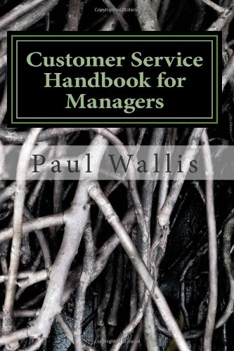 Download Customer Service Handbook for Managers PDF