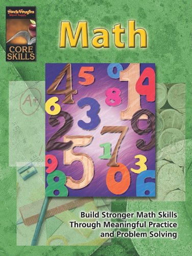 Core Skills: Math: Reproducible Grade 3