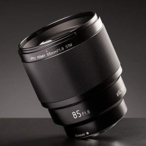 - VILTROX 85mm F1.8 STM Auto Focus Standard Prime Lens Medium Telephoto Portrait Lens Large Aperture for Fuji X-Mount Camera X-T3 X-T2 X-T30 X-T20 X-T10 X-T100 X-PRO2 X-E3 X-A20 X-A5