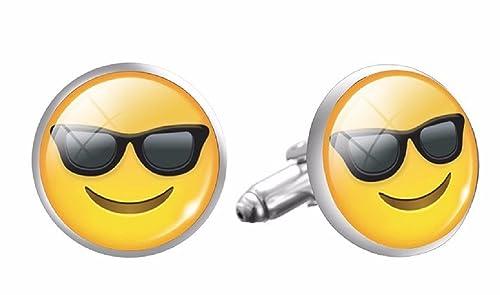 Diseños de aves Hombres de Emoji Smiley gafas de sol ...