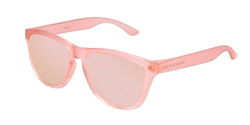 ae180be752 Hawkers OTR49 Gafas de sol, Unisex Adultos, color Rosa, 6 mm: Amazon ...