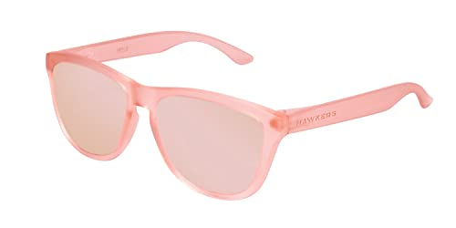 Hawkers Frozen Nude Rose Gold One, Gafas de Sol Unisex, Rosa/Rosa