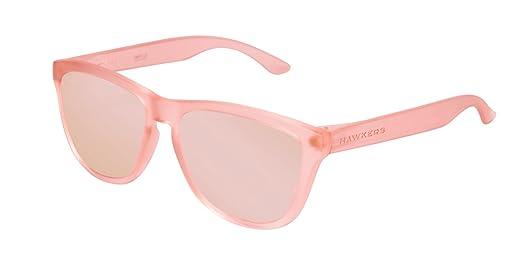 HAWKERS · ONE · Frozen Nude · Rose Gold · Gafas de sol para hombre y mujer: Amazon.es: Ropa y accesorios