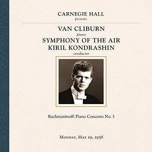 Van Cliburn at Carnegie Hall, ...