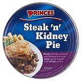 Princes Steak & Kidney Pie (425g) - Pack of 2
