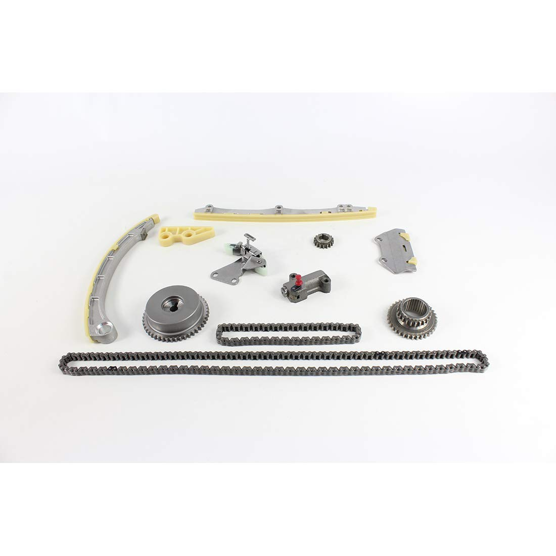 K20Z3 2.0L 16V DNJ TK236 Timing Chain Kit for 2006-2011 Honda//Civic L4 DOHC 122cid