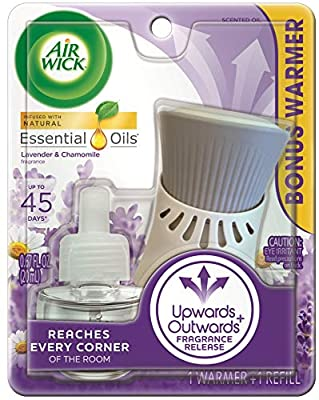 Air Wick Life Scented Oil Plug in Air Freshener Refills