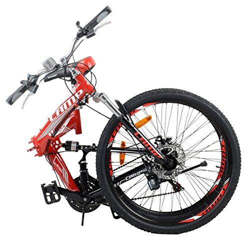 Alloy Bike Folding (Camp Alloy 26