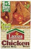 Laziza Chicken Masala, 100-Gram Boxes (Pack of 6)