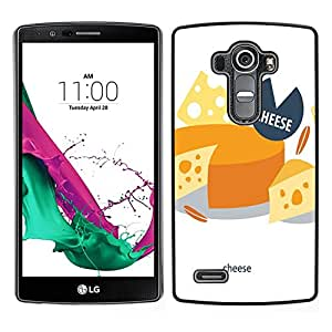 Dragon Case - FOR LG G4 - losing taste worse than dead - Caja protectora de pl??stico duro de la cubierta Dise?¡Ào Slim Fit