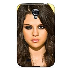 New OSQ956pSfR Selena Gomez 84 Skin Case Cover Shatterproof Case For Galaxy S4