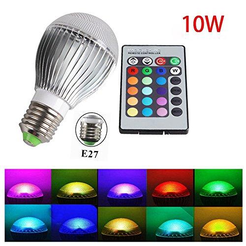 Cheap  E27 RGB LED,Colour Change LED Bulbs, Party Club KTV Crystal Magic Ball..