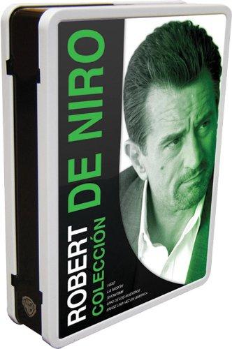 Cofre Robert de Niro [DVD]: Amazon.es: Robert de Niro, Jeremy Irons, Al Pacino, Val Kilmer, Joe Pesci, Eddie Murphy, Martin Scorsese, Sergio Leone, Michael Mann, Roland Joffé, Tom Dey, Robert de Niro,
