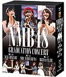 NMB48 GRADUATION CONCERT ~KEI JONISHI/SHU YABUSHITA/REINA FUJIE~ [Blu-ray]