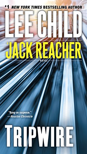 Tripwire (Jack Reacher, Book 3) for sale  Delivered anywhere in USA