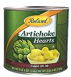 Roland Foods Artichoke Hearts, 25-30 Count, 88 Ounce