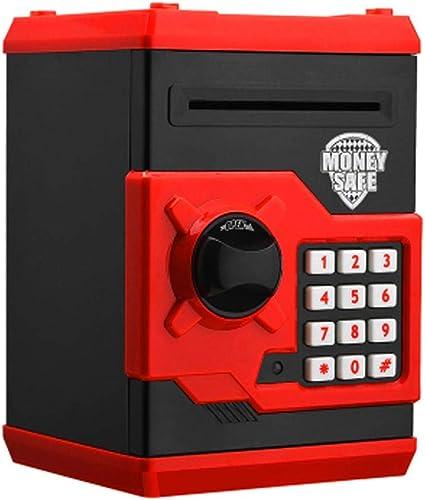 domybest Hucha Electrónico Hucha de crédito Digital Hucha caja ...