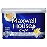 MAXWELL HOUSE Café Calorie-Wise French Vanilla Instant Coffee 114G
