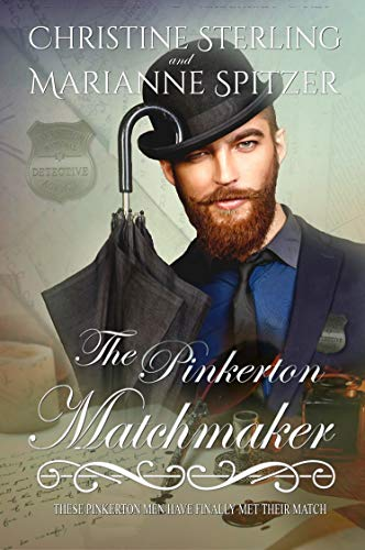 The Pinkerton Matchmaker by [Sterling, Christine, Spitzer, Marianne]