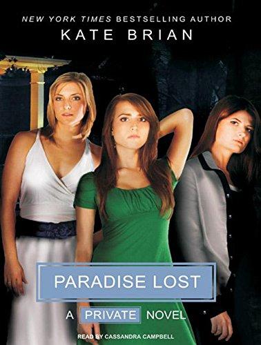 Paradise Lost (Private) pdf epub