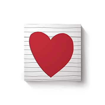 Solid Heart Valentine Love Vinyl Decal Free Shipping 524