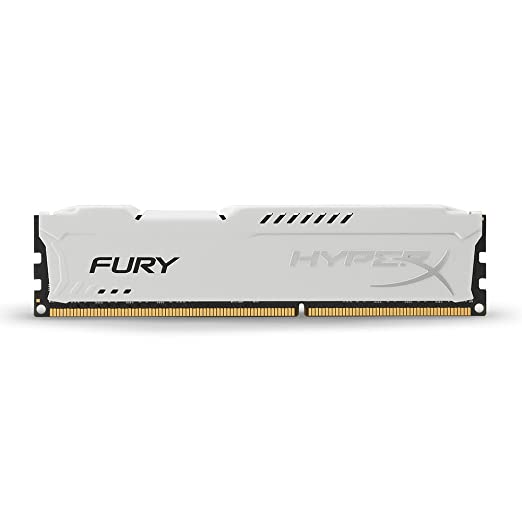 284 opinioni per HyperX Fury Memory White Memorie RAM, 8