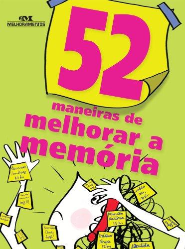 52 maneiras de melhorar a memória