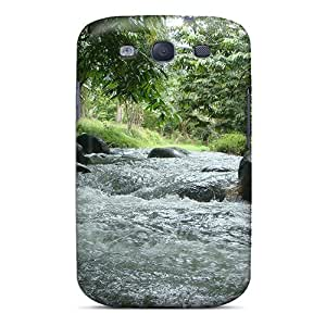 New Style Case Cover AXQPm2838Zyalr Congkak River Compatible With Galaxy S3 Protection Case