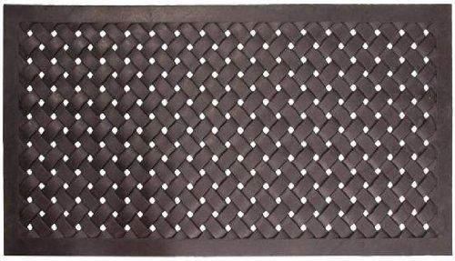 rubber door mat dollar tree amazon braided doormat large outdoor mats patio lawn garden frame into wall art
